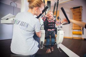 Lokomat Pro für Kinder WALK AGAIN Center